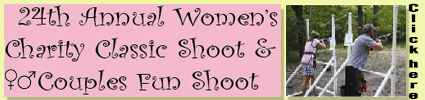 Women's Charity Classic Shoot & Couples Fun Shoot